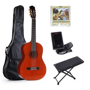 Classical Guitar Outfit